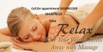 body to body massage center in Green park Delhi