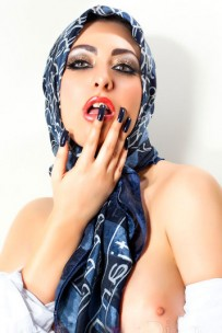 Fairuz - HOT Arab Escort, Domination