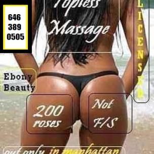 Manhattan Outcall Massage  Black & Cherokee Doll